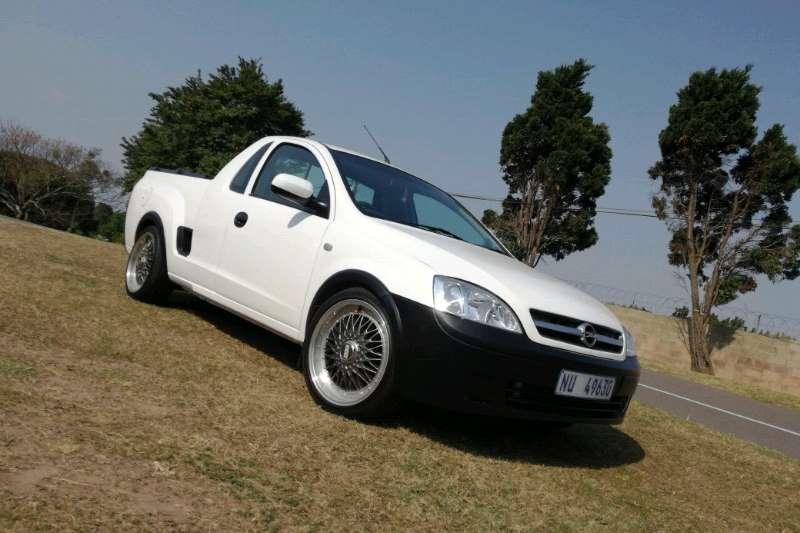 Opel Corsa Utility 2011