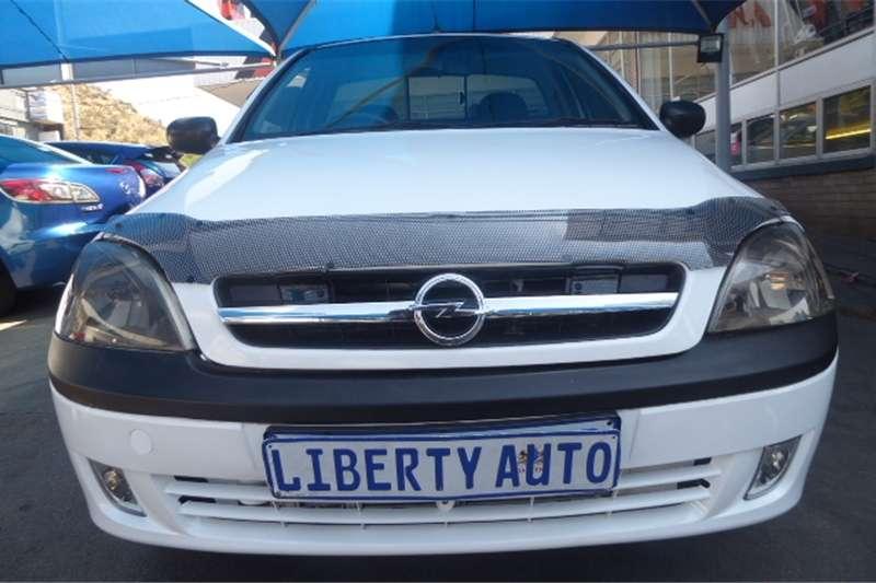 Opel Corsa Utility 2012