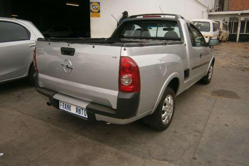 2006 Opel Corsa Utility 1.4