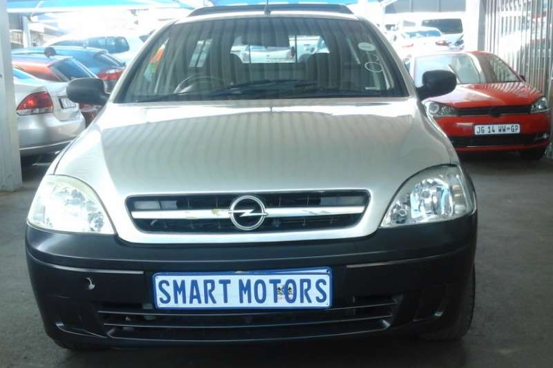 2004 Opel Corsa Utility 1.4
