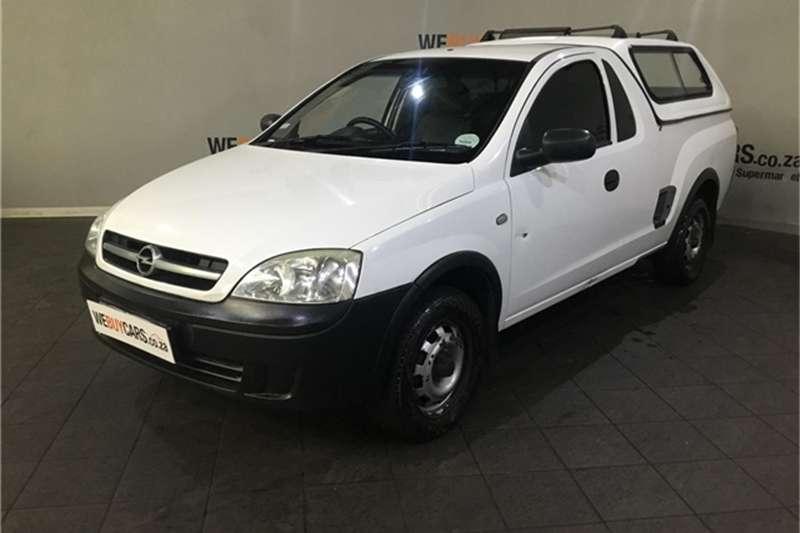 2007 Opel Corsa Utility 1.4