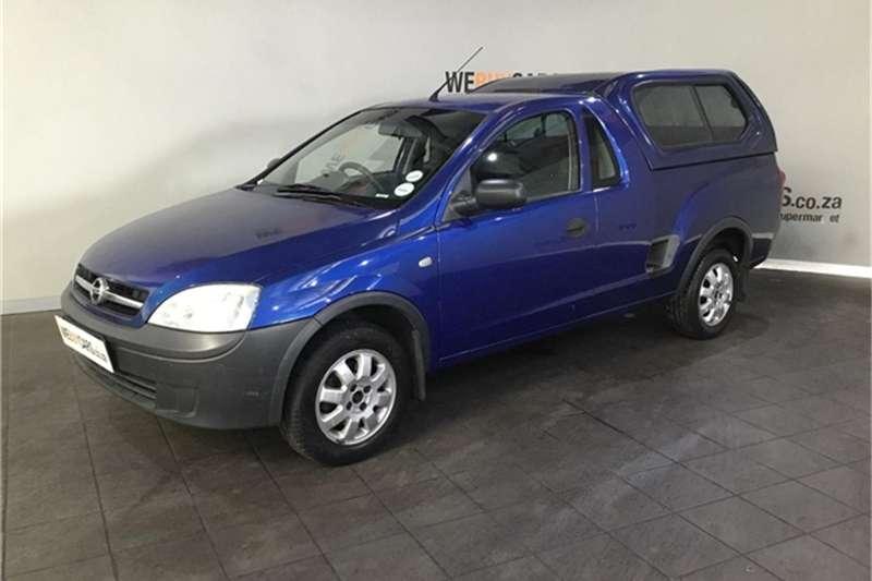 2007 Opel Corsa Utility 1.4 Club