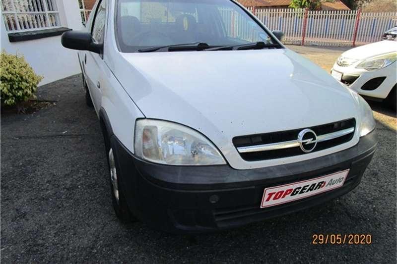 2007 Opel Corsa Utility 1.7DTi Club