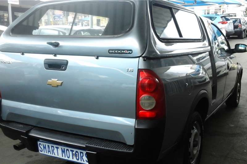 2004 Opel Corsa Utility 1.8