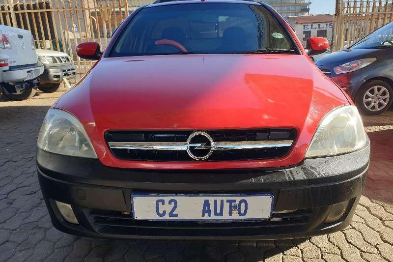 2010 Opel Corsa Utility