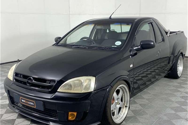 2006 Opel Corsa Utility