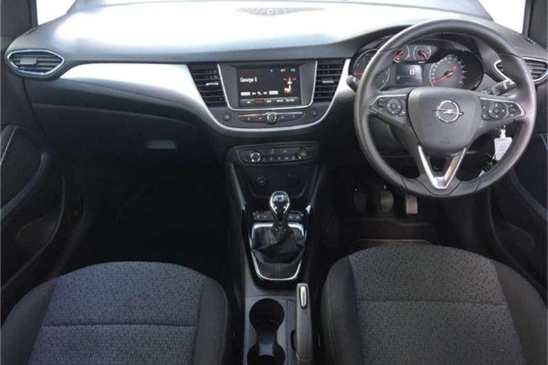Opel Crossland X 1.2 2018