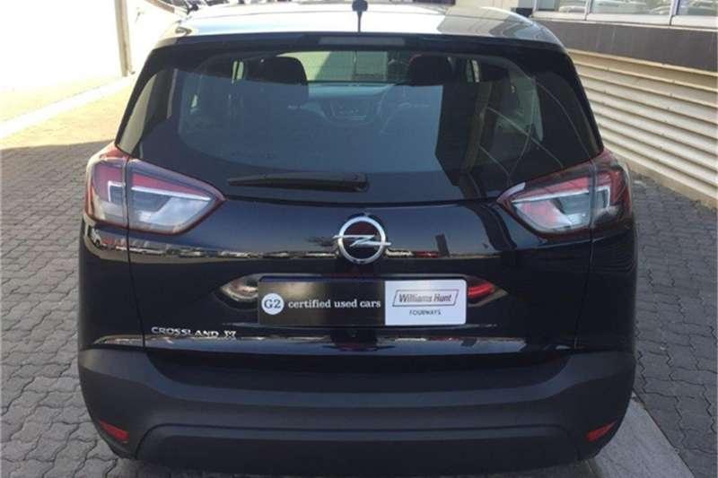 Opel Crossland X 1.2 2019