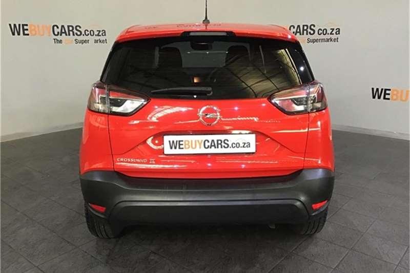 Opel Crossland X 1.2 ENJOY 2019