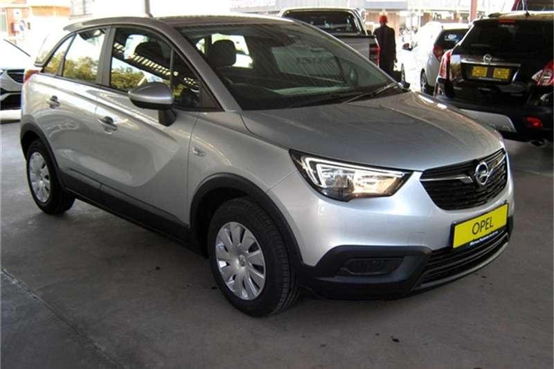 Opel Crossland X 1.2 ESSENTIA 2020