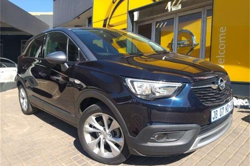 Opel Crossland X 1.2T COSMO 2019