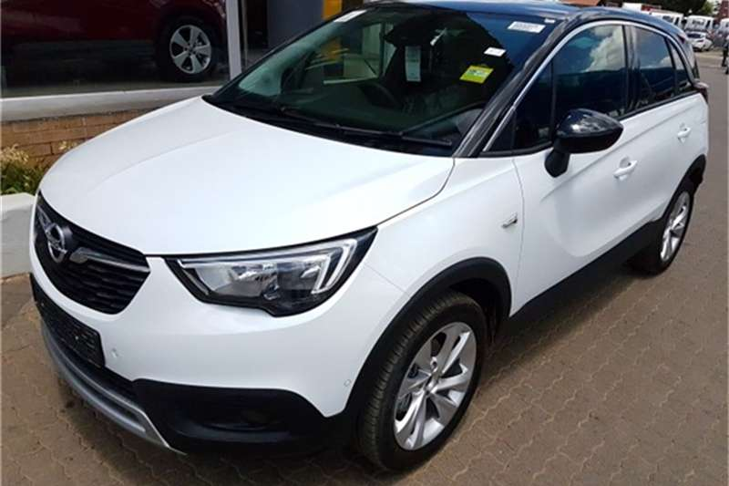 Opel Crossland X 1.2T COSMO A/T 2019