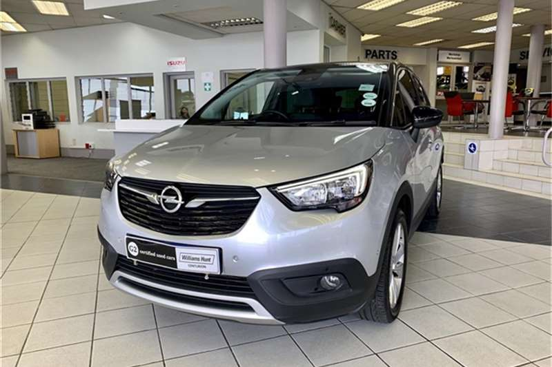 Opel Crossland X 1.2T COSMO A/T 2020