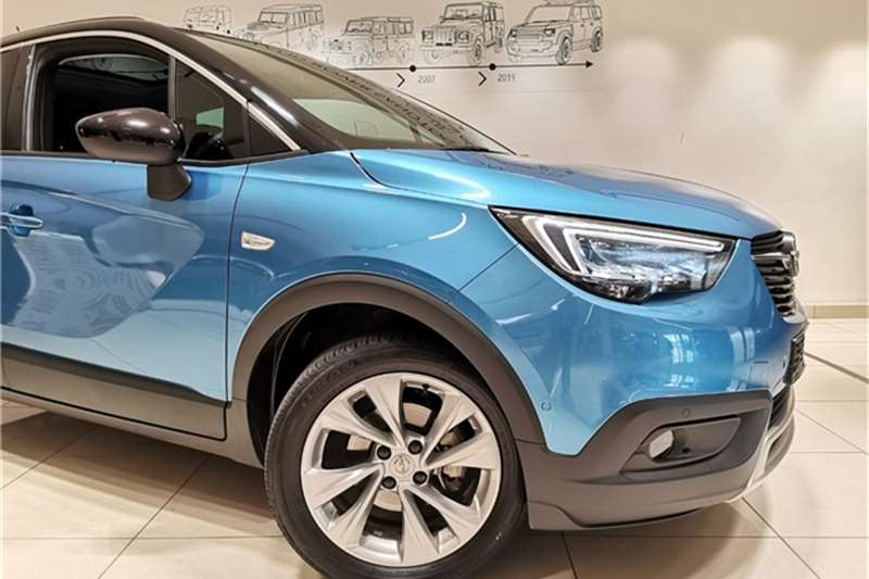 Opel Crossland X 1.2T COSMO A/T 2020