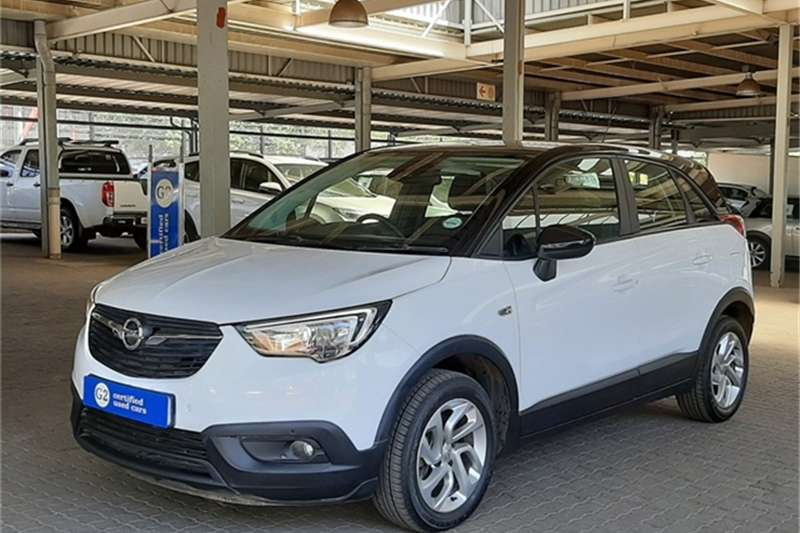 Opel Crossland X 1.2T ENJOY 2018