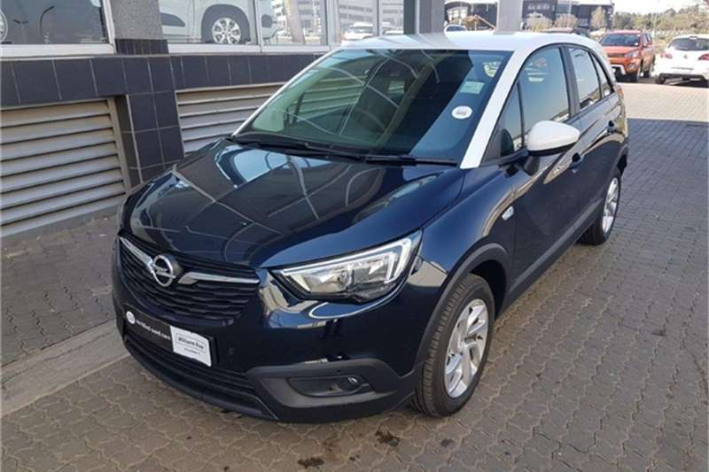 Opel Crossland X 1.2T ENJOY 2019