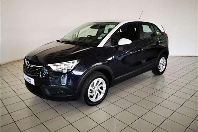 Opel Crossland X 1.2T ENJOY 2019