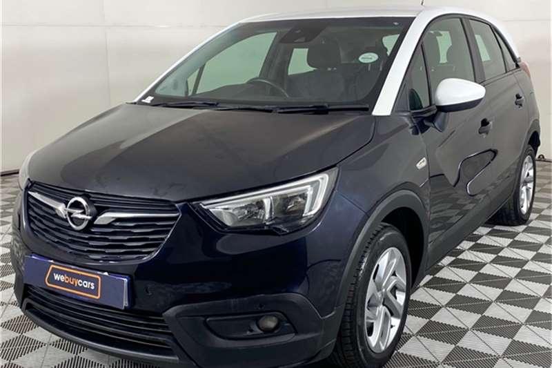 2019 Opel Crossland X CROSSLAND X 1.2T ENJOY