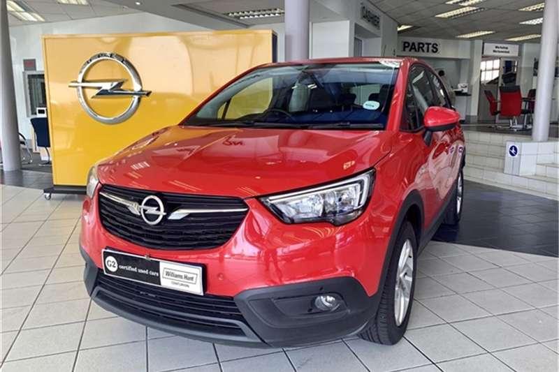 Opel Crossland X 1.2T ENJOY A/T 2019