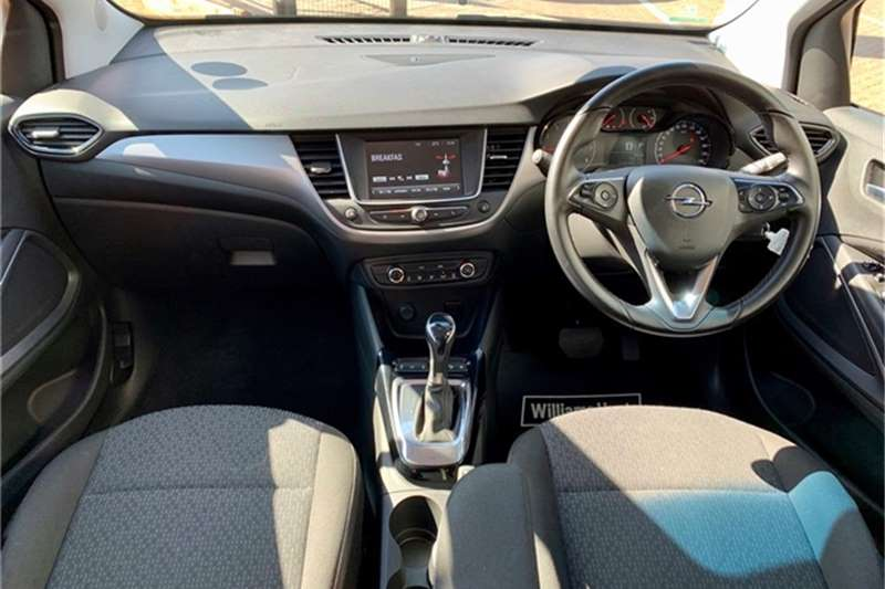 Opel Crossland X 1.2T ENJOY A/T 2019