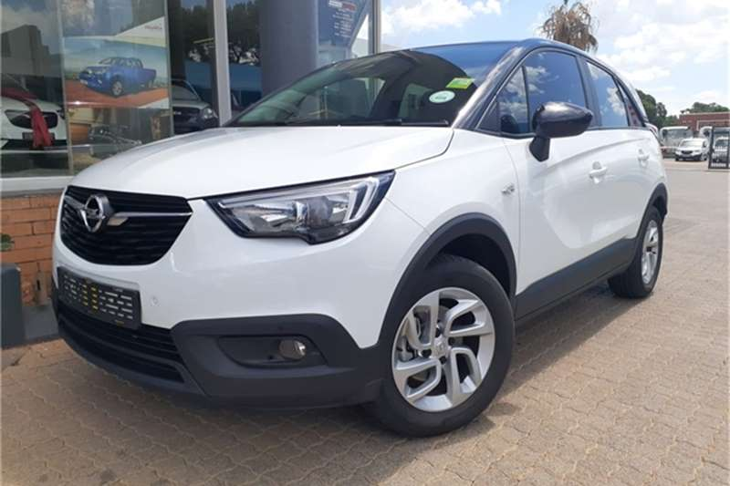 Opel Crossland X 1.2T ENJOY A/T 2020