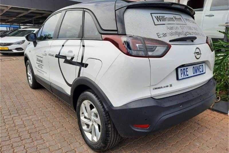 Used 2020 Opel Crossland X CROSSLAND X 1.2T ENJOY A/T