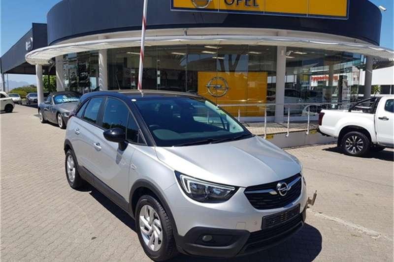 Opel Crossland X 1.6TD ENJOY 2019