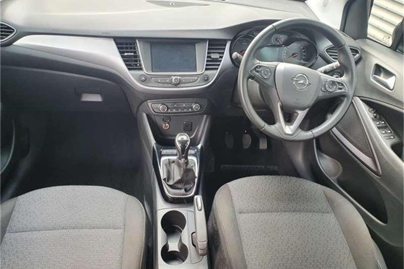 Opel Crossland X 1.6TD ENJOY 2020