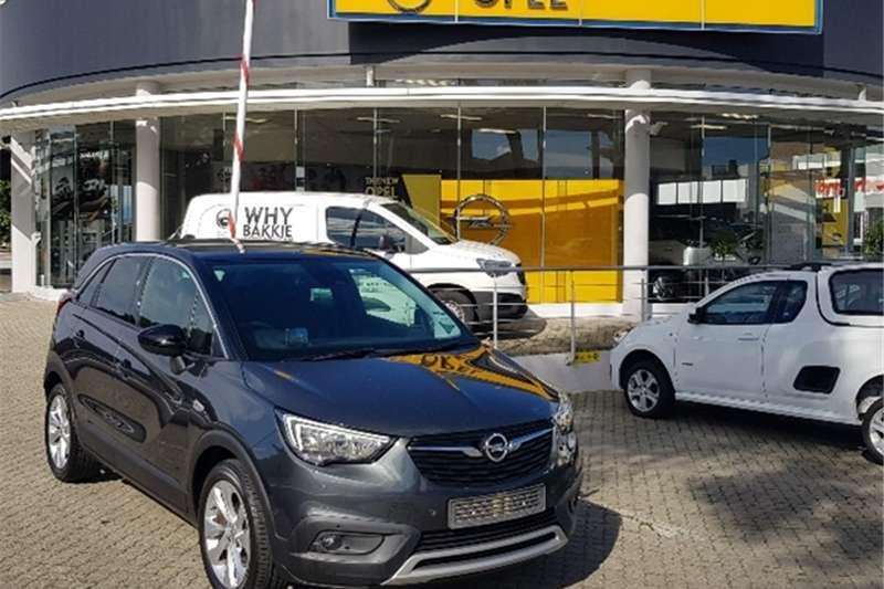 2019 Opel Crossland X CROSSLAND X 1.2T COSMO
