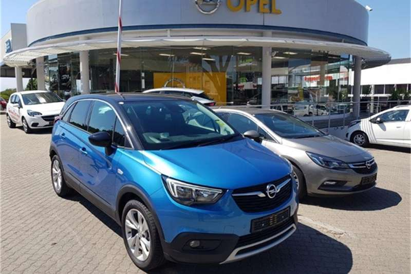2019 Opel Crossland X CROSSLAND X 1.2T COSMO A/T
