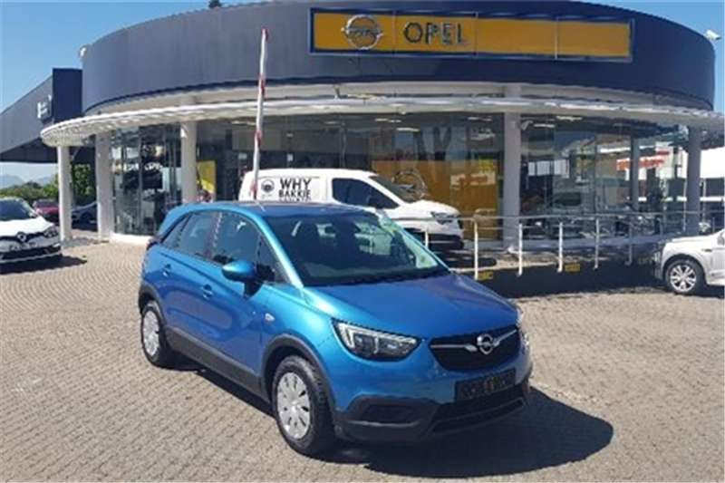 2019 Opel Crossland X CROSSLAND X 1.2 ESSENTIA