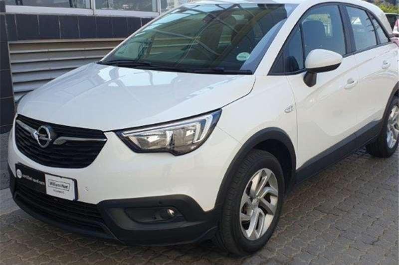 2019 Opel Crossland X CROSSLAND X 1.2T ENJOY A/T