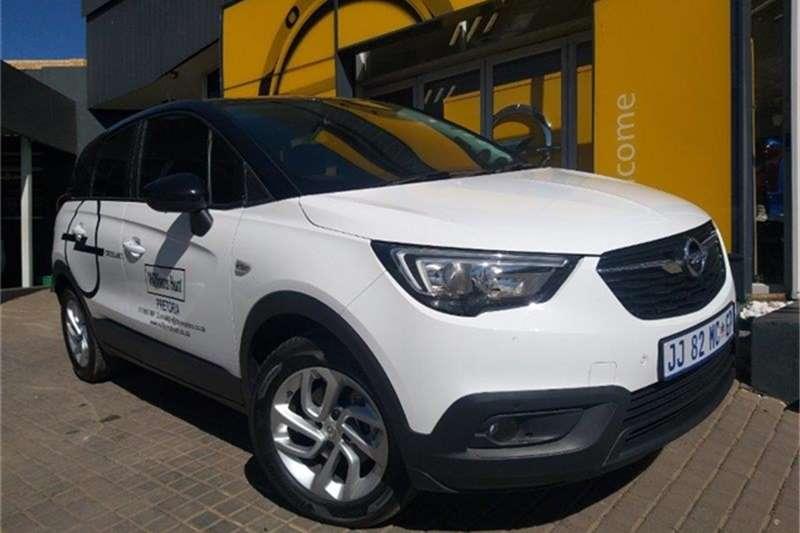 2020 Opel Crossland X CROSSLAND X 1.2T ENJOY A/T