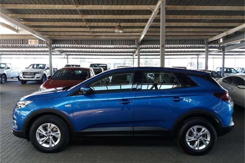 Opel Grandland X 1.6T A/T 2018