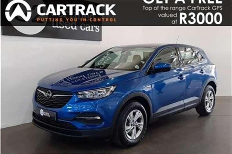 Opel Grandland X 1.6T A/T 2019