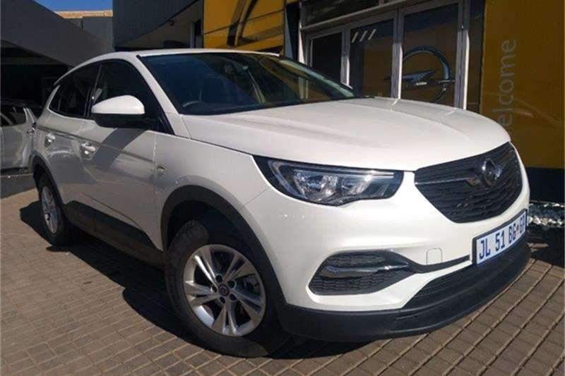 Opel Grandland X 1.6T A/T 2020
