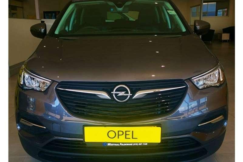 Opel Grandland X 1.6T A/T 2021