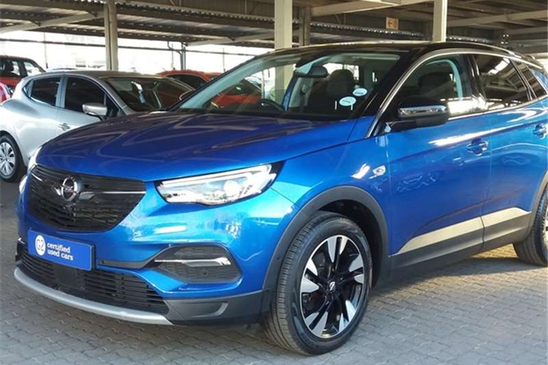 Opel Grandland X 1.6T COSMO A/T 2018
