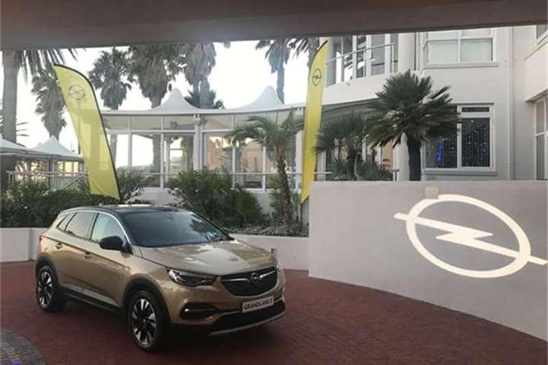 Opel Grandland X 1.6T COSMO A/T 2019