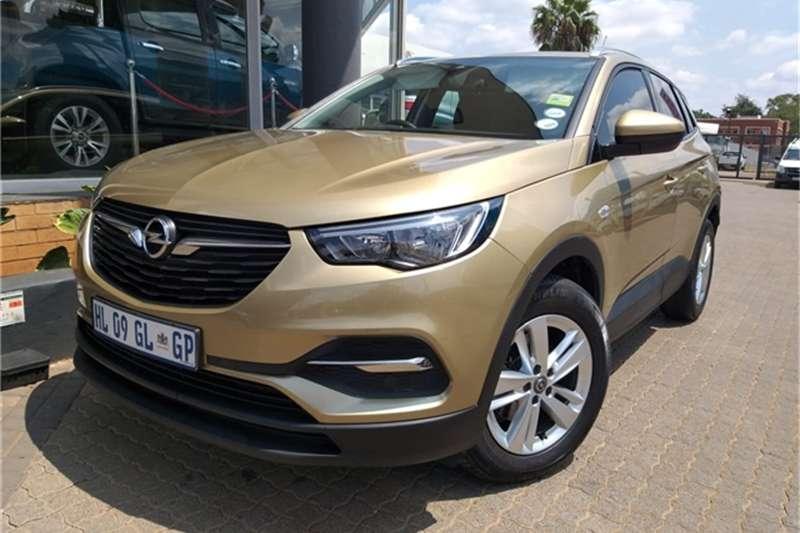 Opel Grandland X 1.6T ENJOY A/T 2018