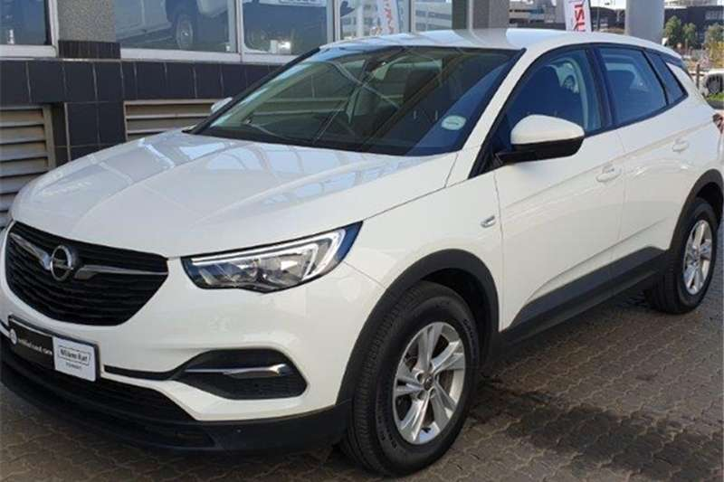 Opel Grandland X 1.6T ENJOY A/T 2019