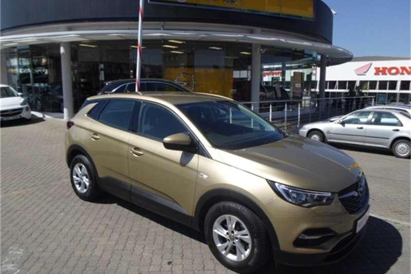 2018 Opel Grandland X GRANDLAND X 1.6T A/T