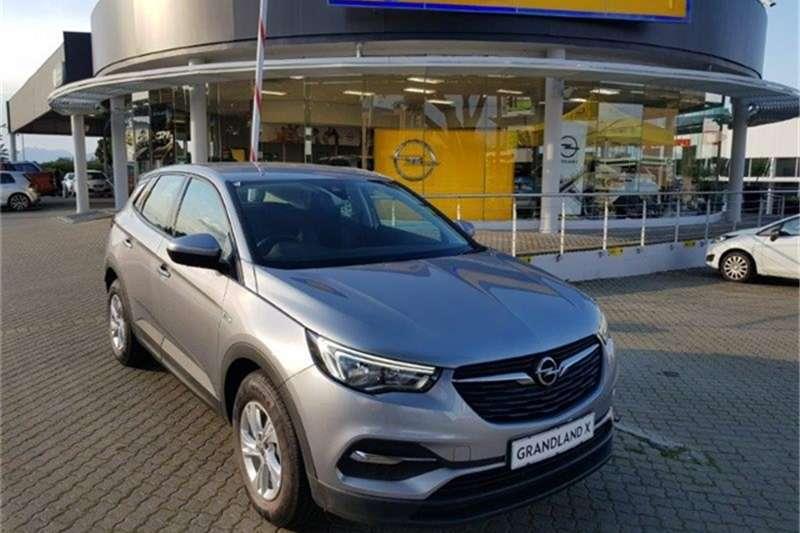 2019 Opel Grandland X GRANDLAND X 1.6T A/T