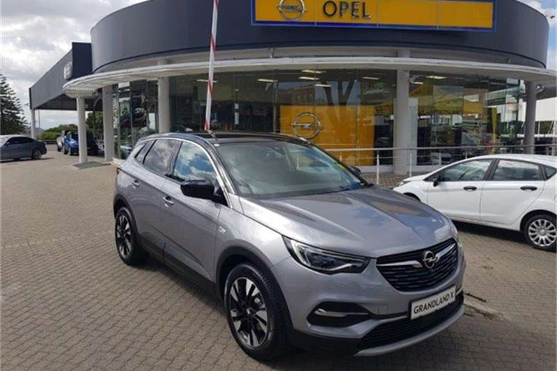 2019 Opel Grandland X GRANDLAND X 1.6T COSMO A/T