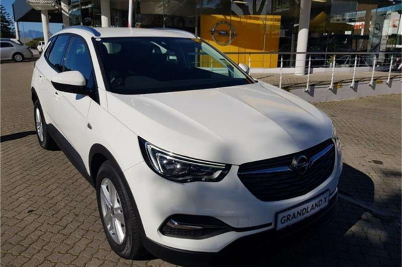 2019 Opel Grandland X GRANDLAND X 1.6T ENJOY A/T