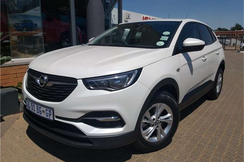 2020 Opel Grandland X GRANDLAND X 1.6T A/T