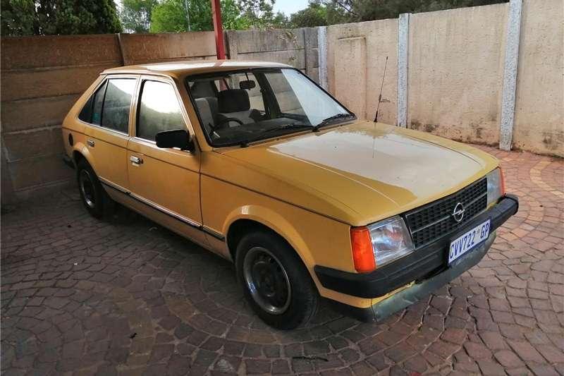 Opel Kadett 1981