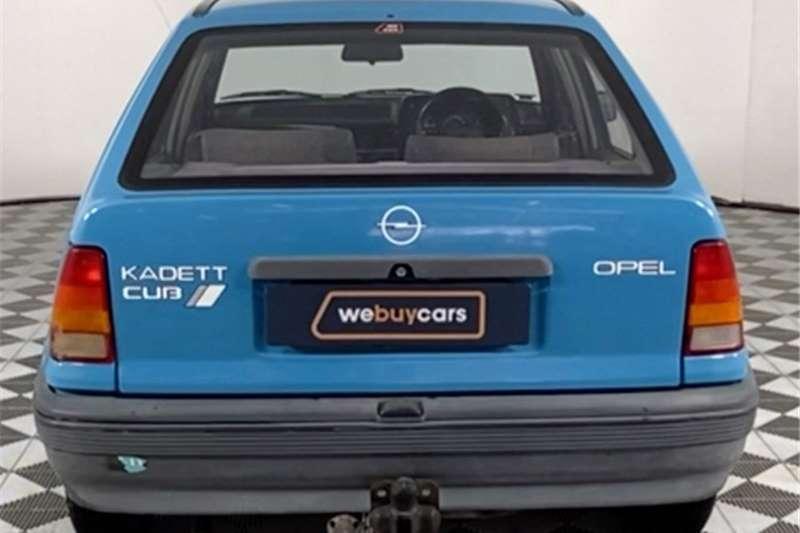 Used 1988 Opel Kadett