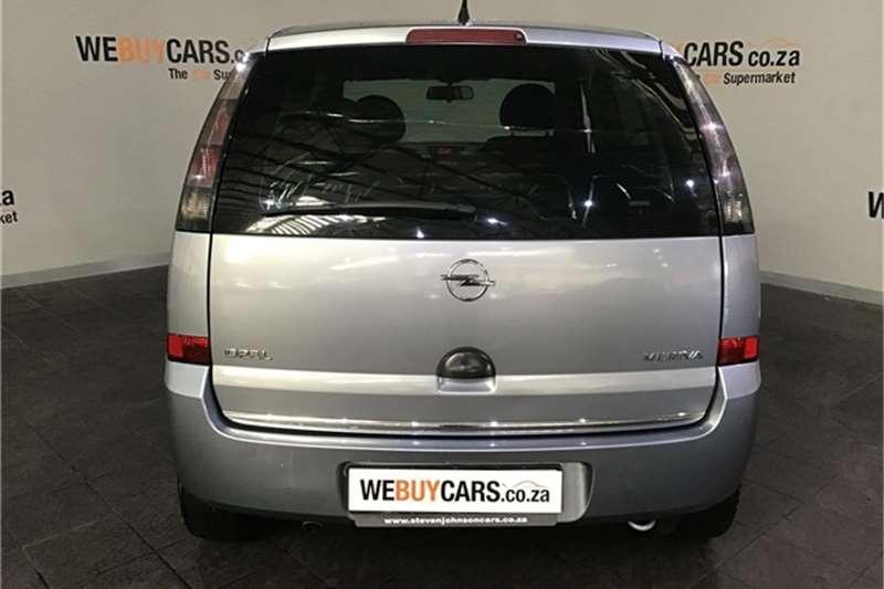 Opel Meriva 1.4 Essentia 2007
