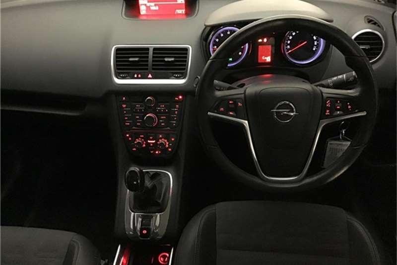 Opel Meriva 1.4 Turbo Cosmo 2012